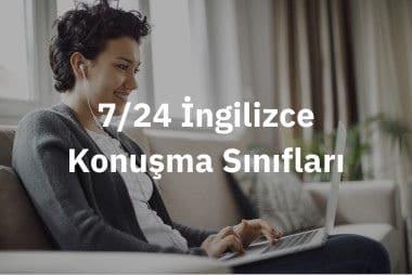 Online İngilizce Kursu