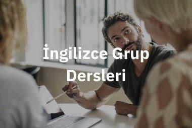 İngilizce Grup Dersleri