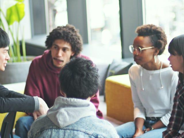 Genel İngilizce kursu grup eğitimi